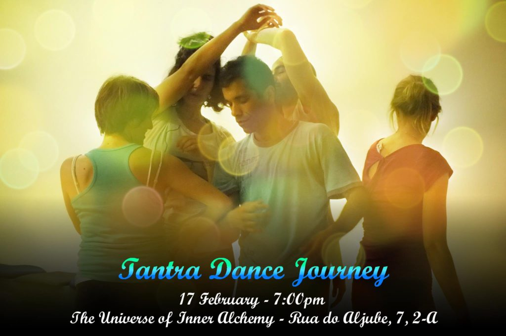 Dance Tantra Journey 17-2 Funchal, Madeira
